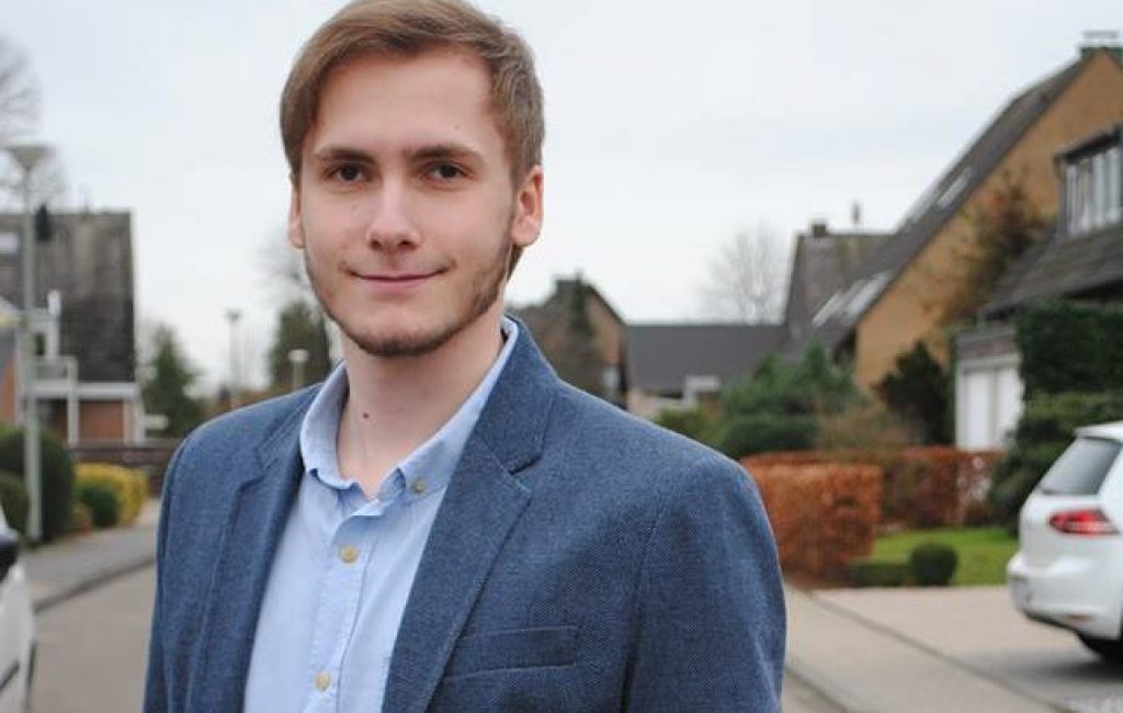 Benedikt Lechtenberg, Jusos-Vorsitzender