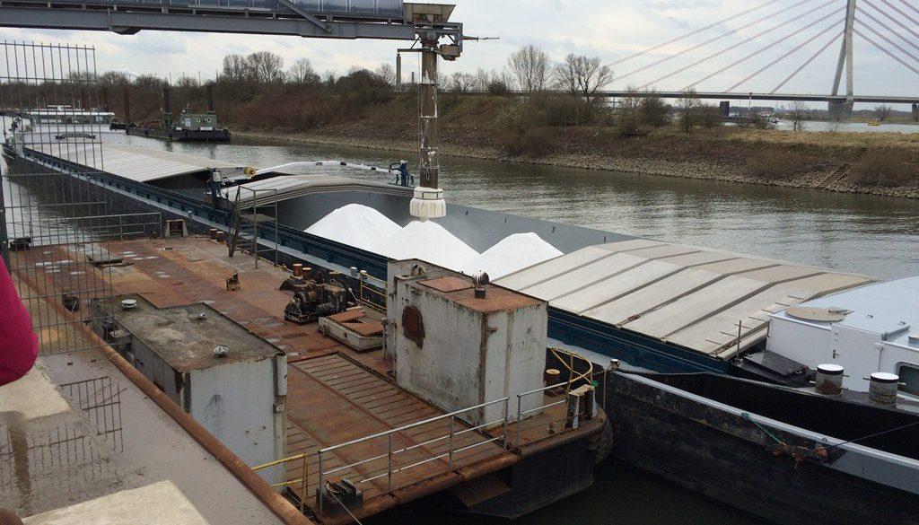 Jusos besuchen Häfen der Delta Port GmbH