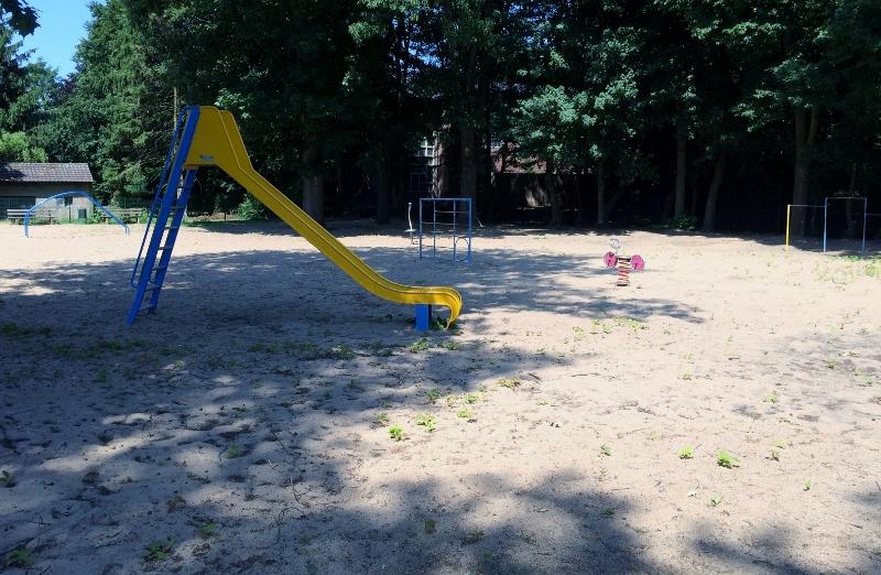 Spielplatz an der Grundschule Bruckhausen