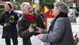 Terminhinweis: SPD Hünxe verteilt traditionelle Ostergrüße