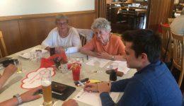 SPD Hünxe bot spannende Diskussionen beim Zukunftscafé