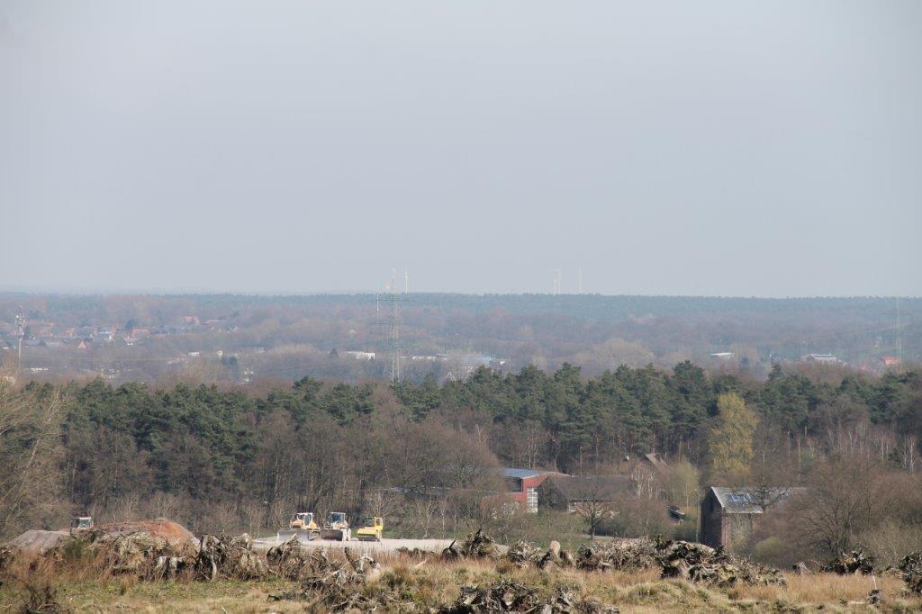 Aussicht vom Mühlenberg in Gartrop
