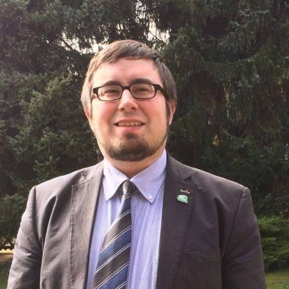 Jan Scholte-Reh, Vorsitzender der SPD Hünxe