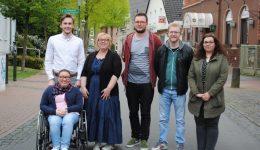 Jusos Hünxe wählten Dominique Freitag zur neuen Vorsitzenden