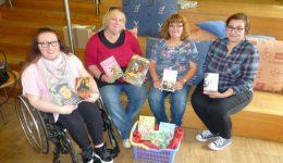 Bücherspendenstand – ein voller Erfolg!