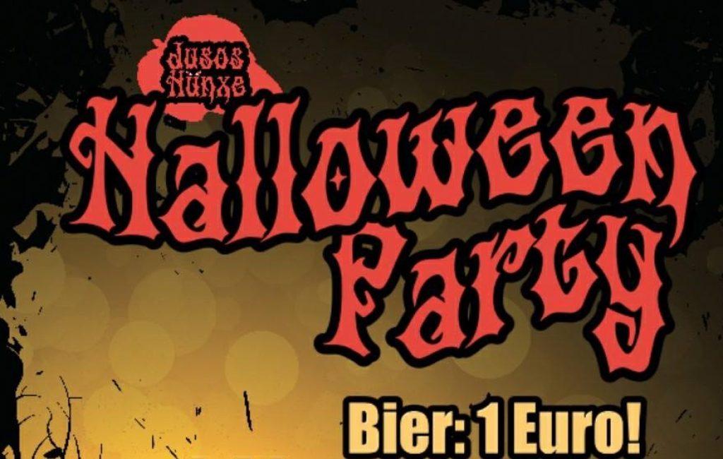 Halloween-Party in Hünxe