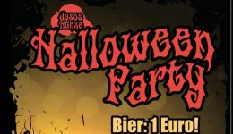Halloween-Party in Hünxe