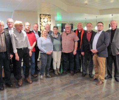 """SPD Hünxe ehrt Jubilare: """"Jeder von uns hat eine Geschichte zu erzählen"""""""