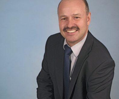 Horst Meyer, Vorsitzender der SPD-Ratsfraktion Hünxe