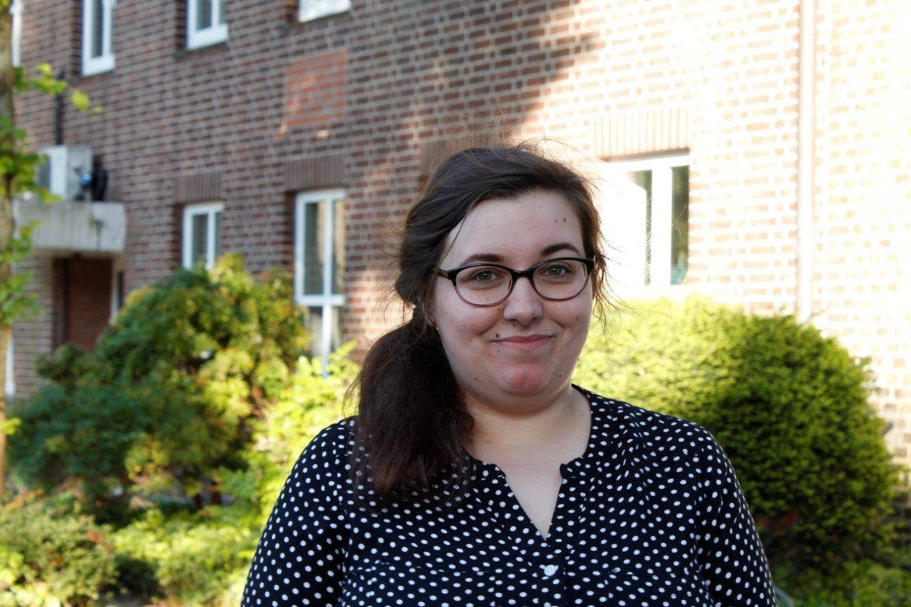 Mendina Morgenthal, Sachkundige Bürgerin im Sozialausschuss der Gemeinde Hünxe