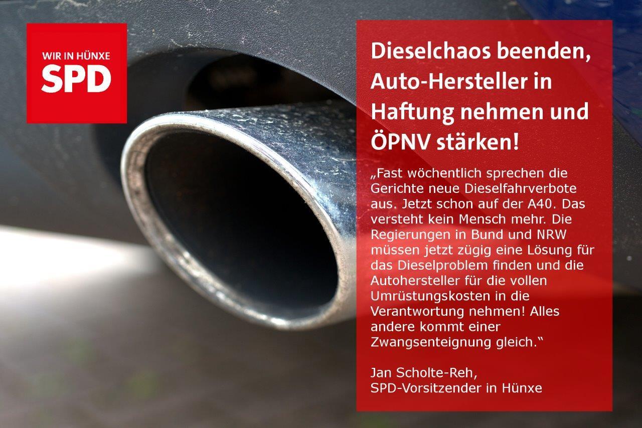 20181115 SPDHünxe_Sharepic_Dieselchaos