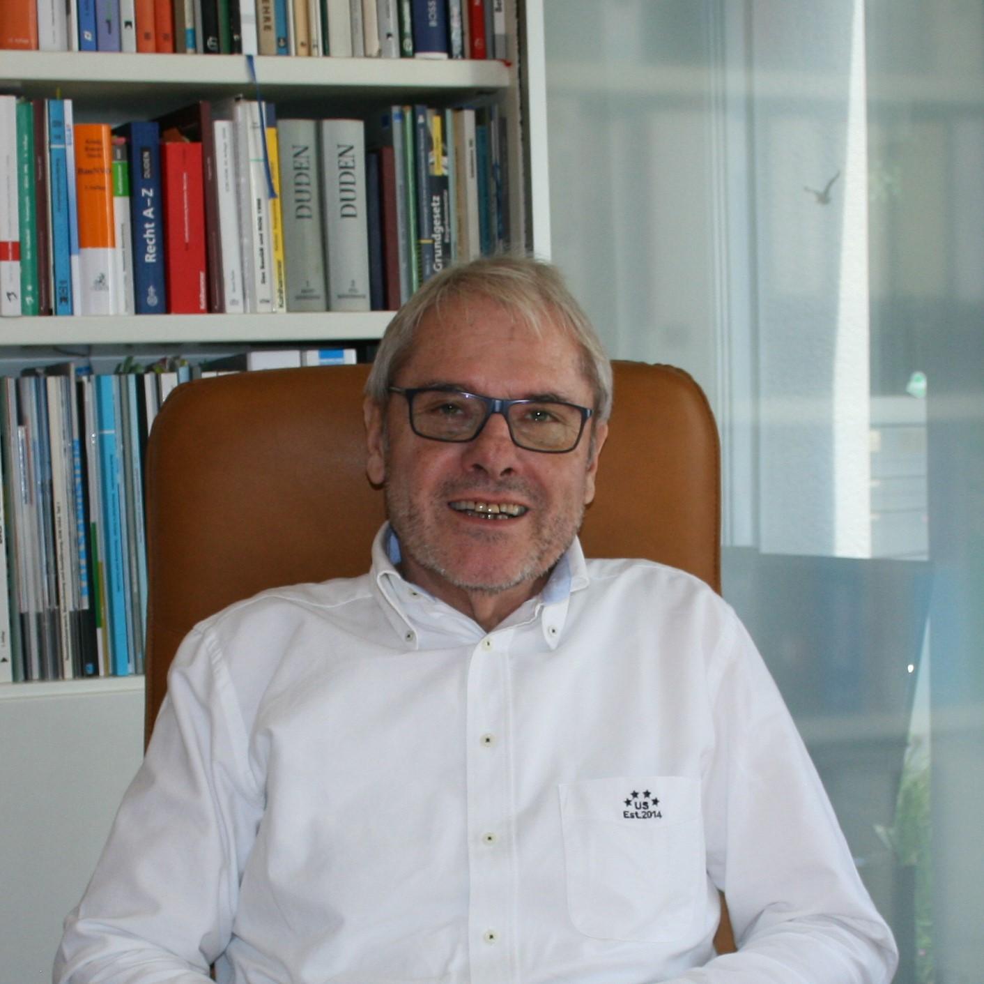 Siegmund Braune ist Vorsitzender der SPD-Senioren in Hünxe.
