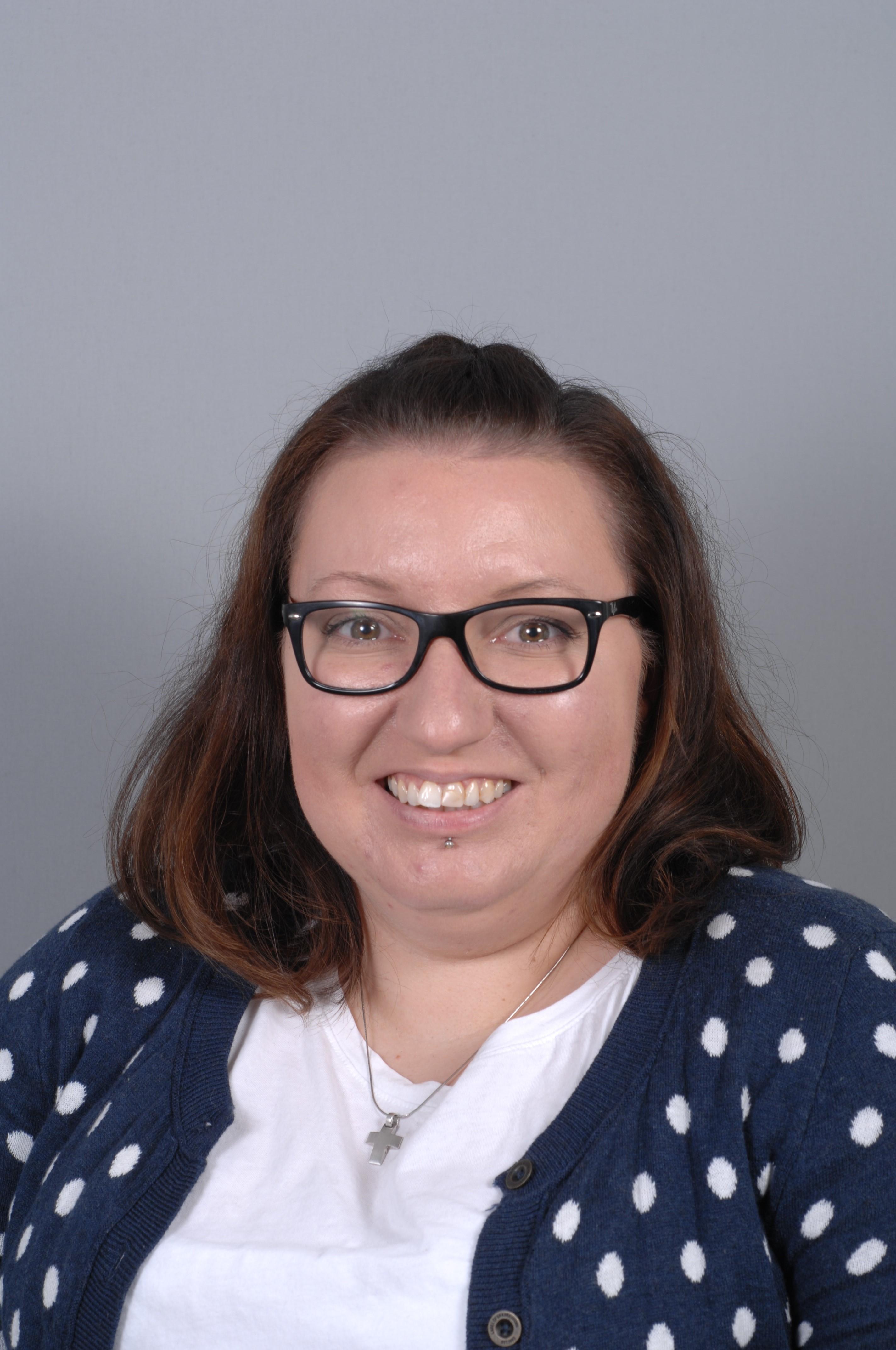 Dominique Freitag, Jusos-Vorsitzende und sachkundige Bürgerin im Sozialausschuss der Gemeinde Hünxe