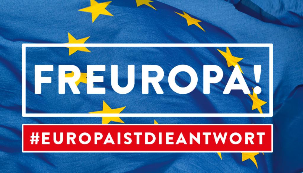 Europaistdieantwort