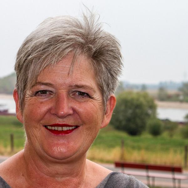 Marion Nasskau kandidiert für das Europäische Parlament.