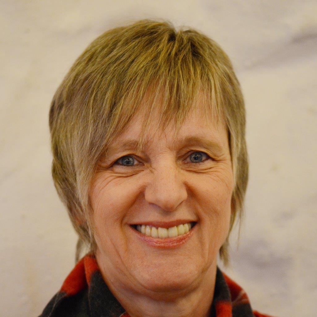 Waltraud Schilling, Hünxer Kandidatin für den Kreistag
