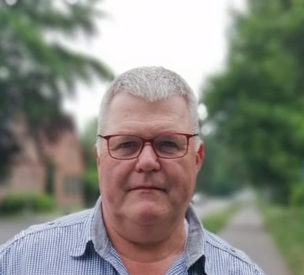 Bernfried Kleinelsen, Ratsmitglied für Gartrop-Bühl und Hünxerwald