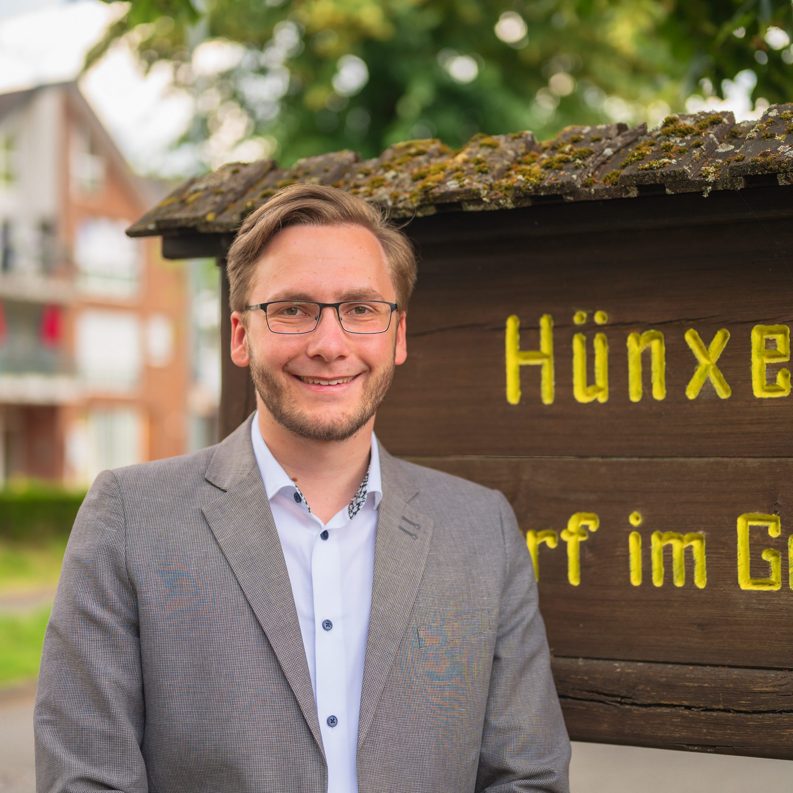 Benedikt Lechtenberg (27) wird für den Vorsitz im Schulausschuss nominiert.