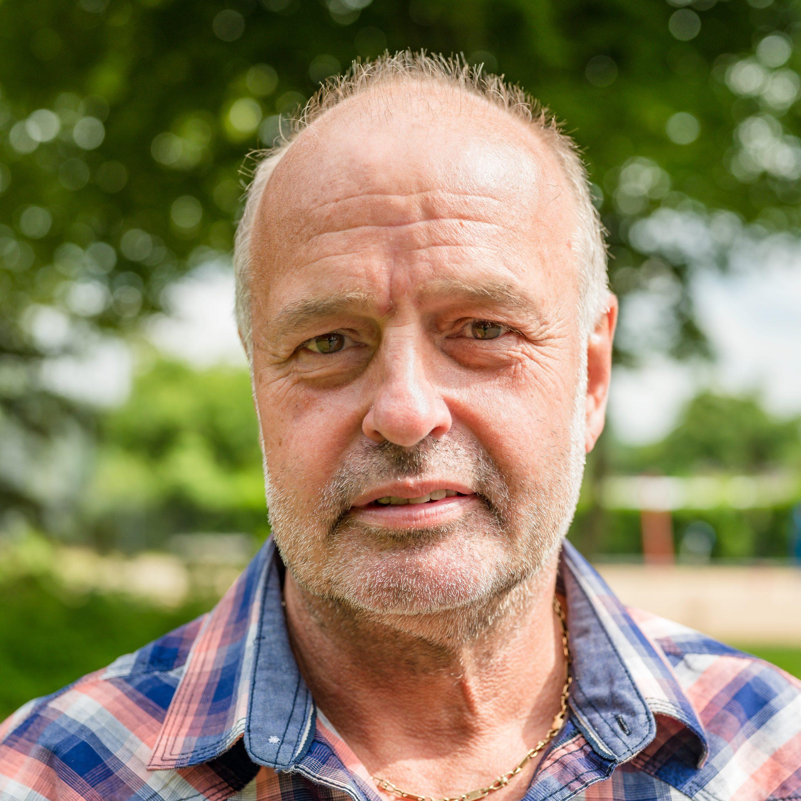 Horst Meyer, SPD-Fraktionschef im Hünxer Rat