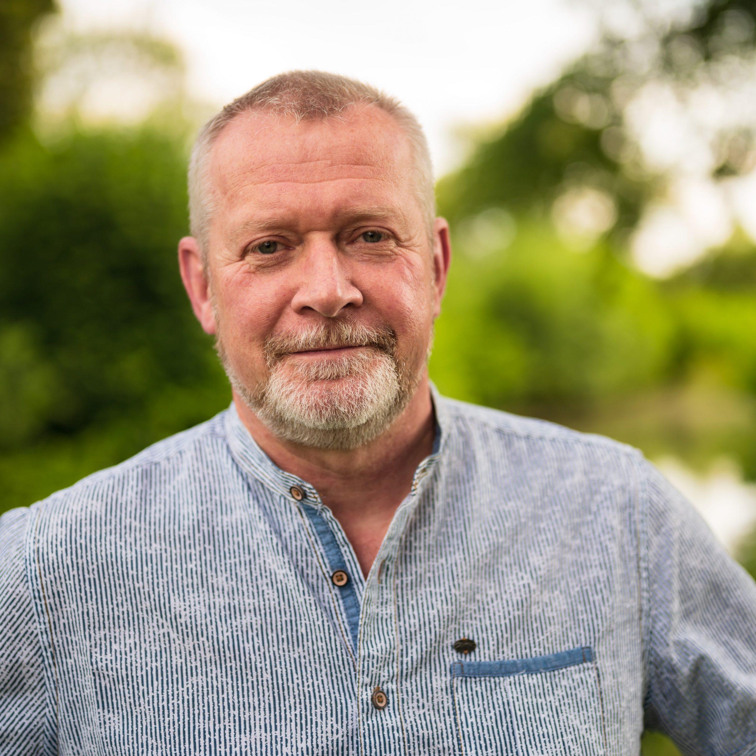 Werner Schulte, stellvertretender Fraktionsvorsitzender