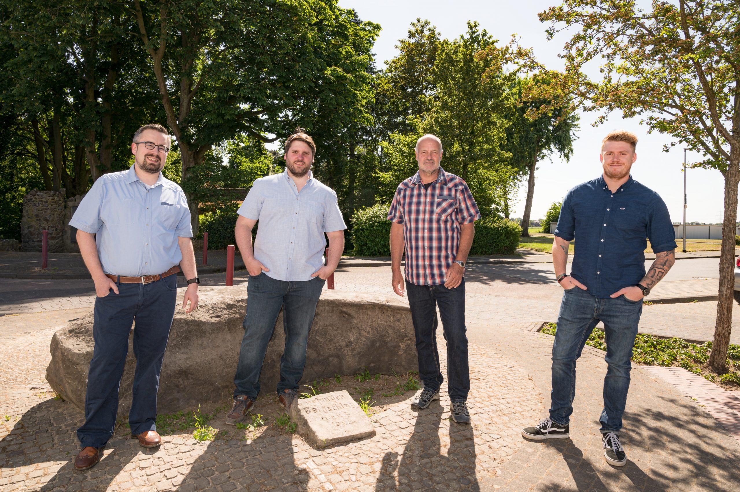 Unser Team für Bruckhausen und Bucholtwelmen!